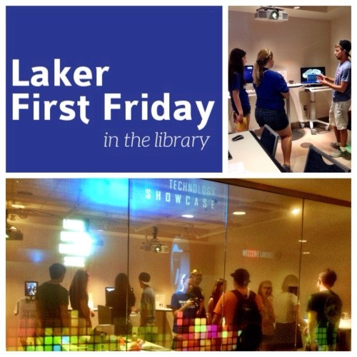 Laker First Friday Photo